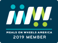 Meals on Wheels Badge