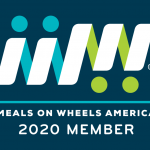 Meals on Wheels America 2020 logo