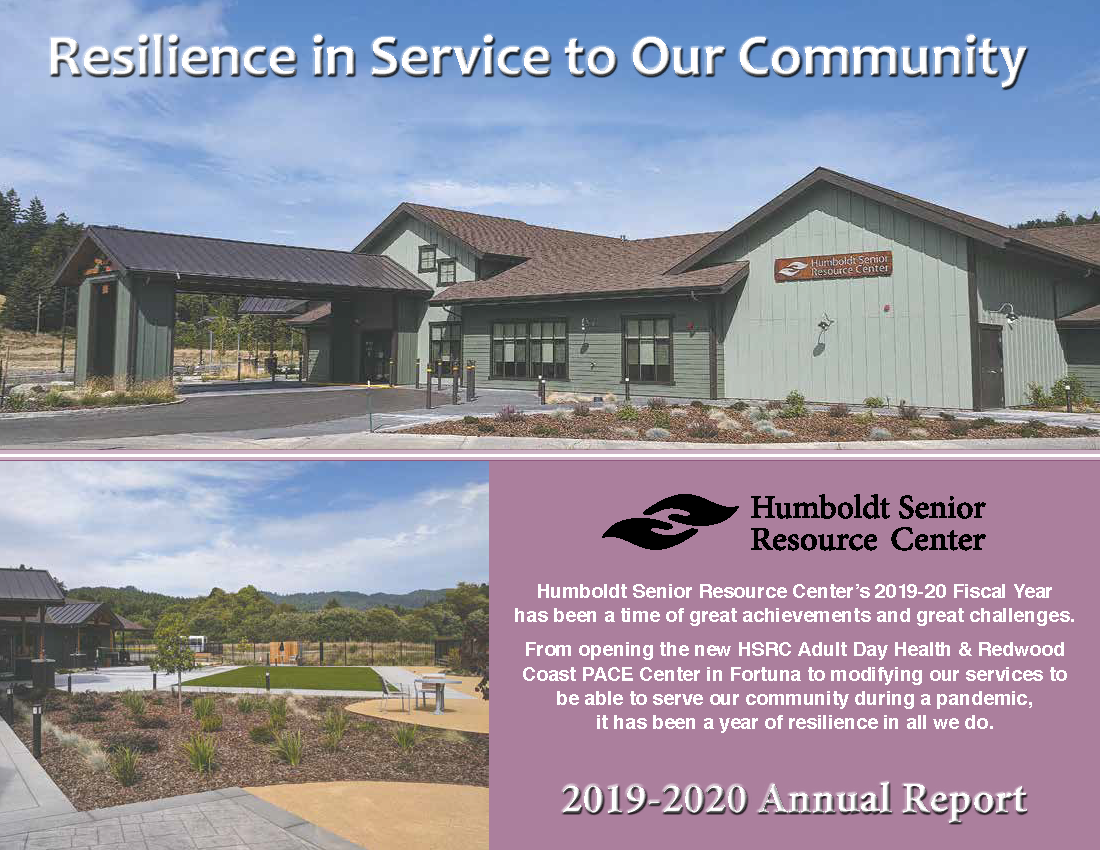 Cover - 2019-2020 HSRC annual report